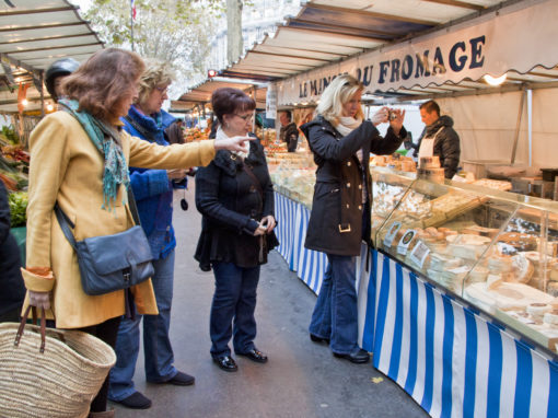 Market & CULINARY TOURS
